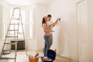 Выполнение косметического ремонта комнаты
