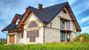 Строительство домов из газобетона в Иркутске