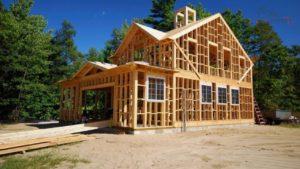 Строительство каркасных домов в Иркутске.
